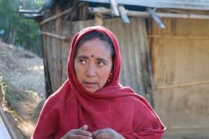 Baburams mother